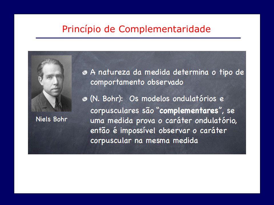 Princípio de Complementaridade