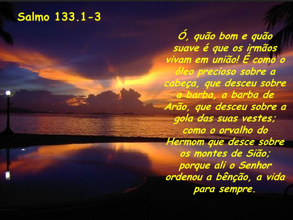 Salmo 133.1-3