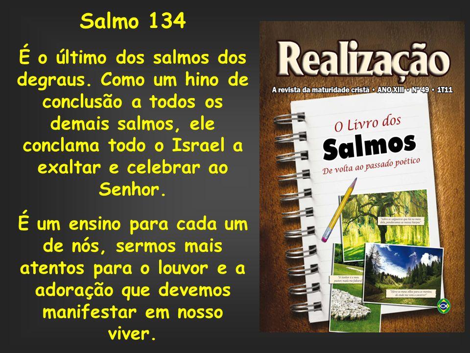 Salmo 134