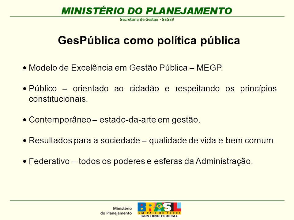 GesPública como política pública