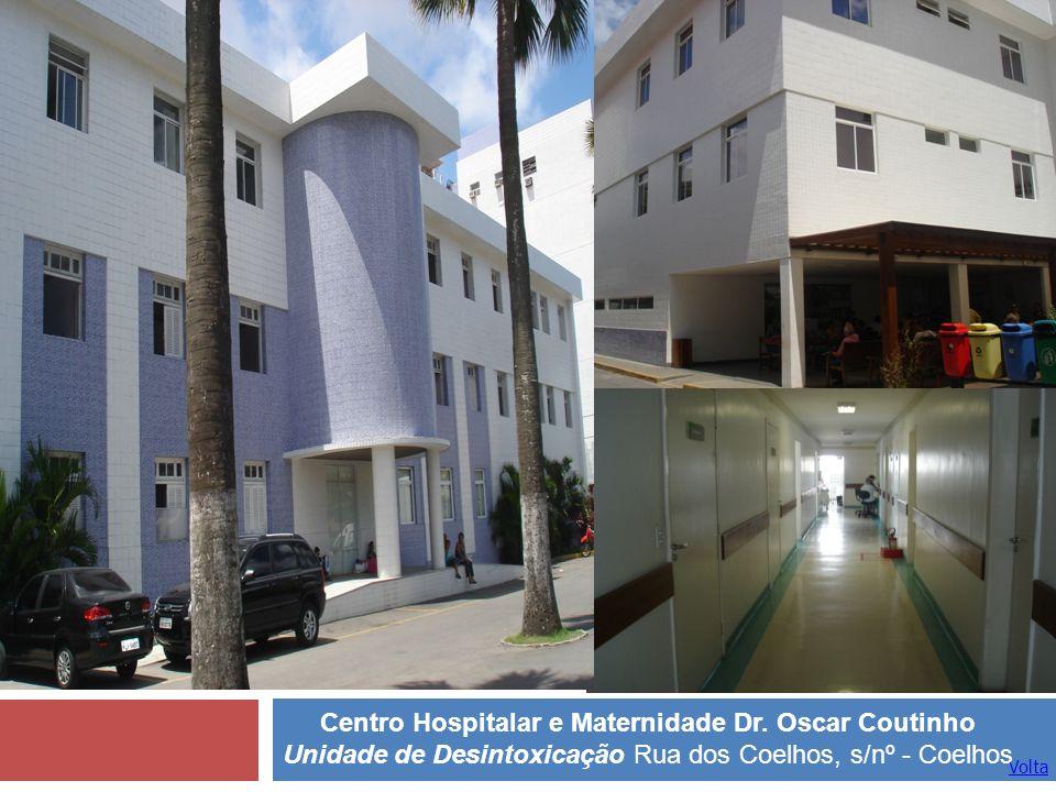 Centro Hospitalar e Maternidade Dr. Oscar Coutinho