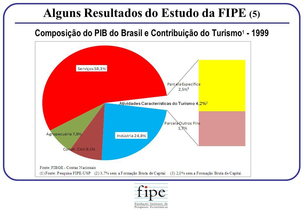 Alguns Resultados do Estudo da FIPE (5)