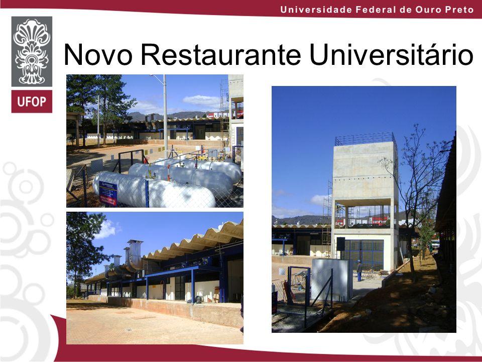 Novo Restaurante Universitário