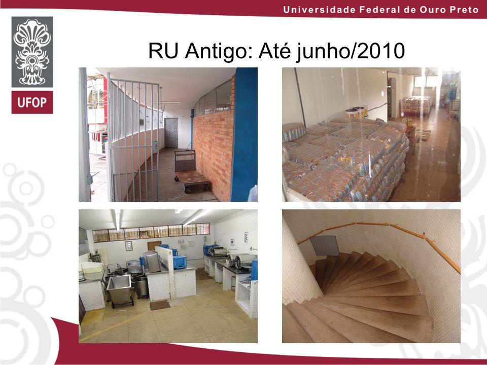 RU Antigo: Até junho/2010