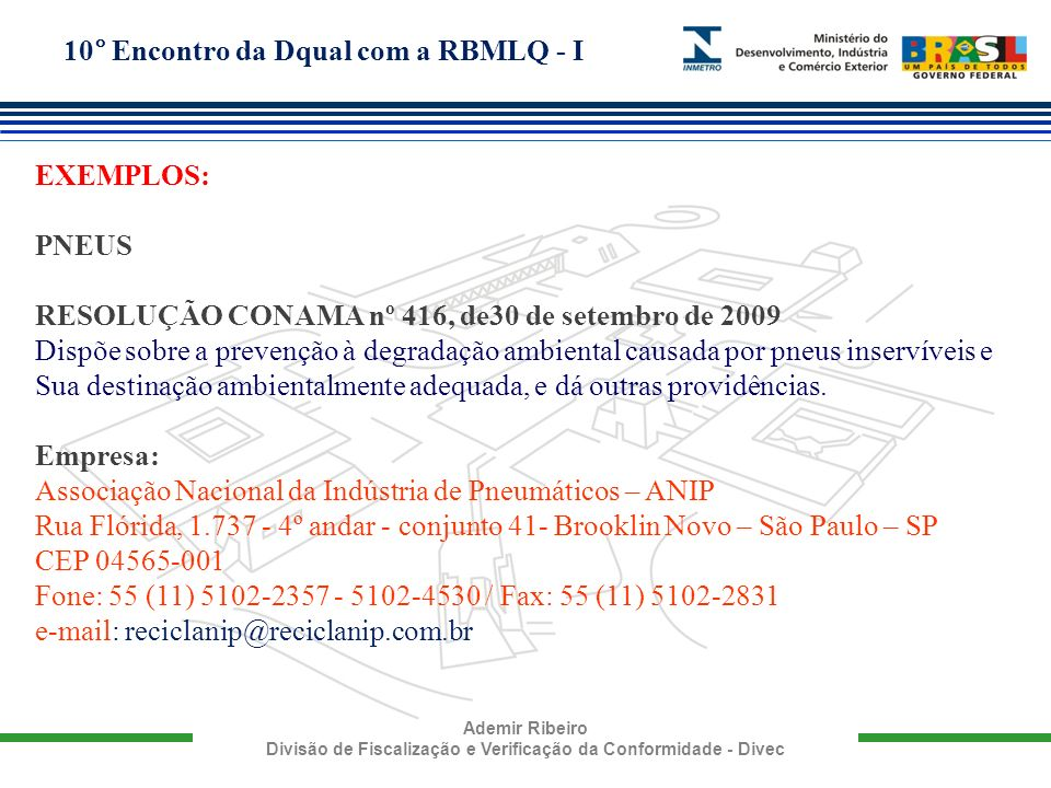 RESOLUÇÃO CONAMA nº 416, de30 de setembro de 2009