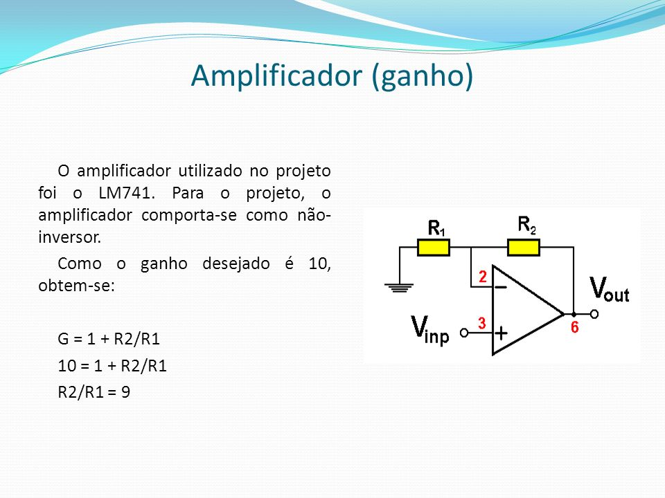 Amplificador (ganho)