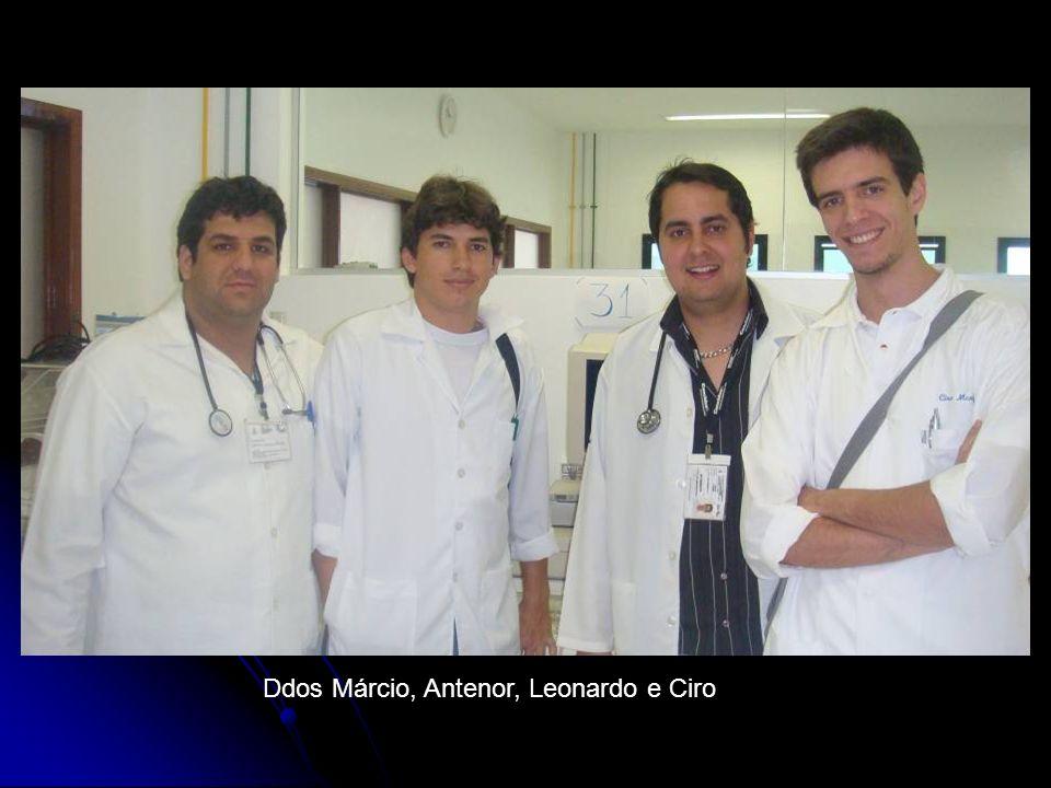 Ddos Márcio, Antenor, Leonardo e Ciro