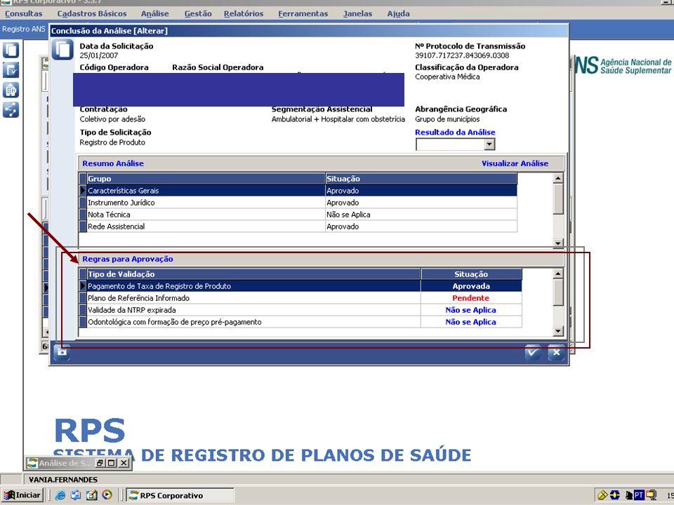 Oficina ANS/DIPRO- A IN Dipro 15/2007 e implicações no registro de produtos - Fevereiro 2008