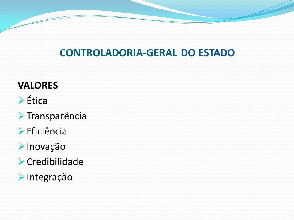 CONTROLADORIA-GERAL DO ESTADO