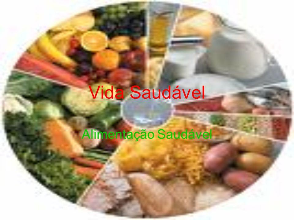 Vida Saudável Alimentação Saudável