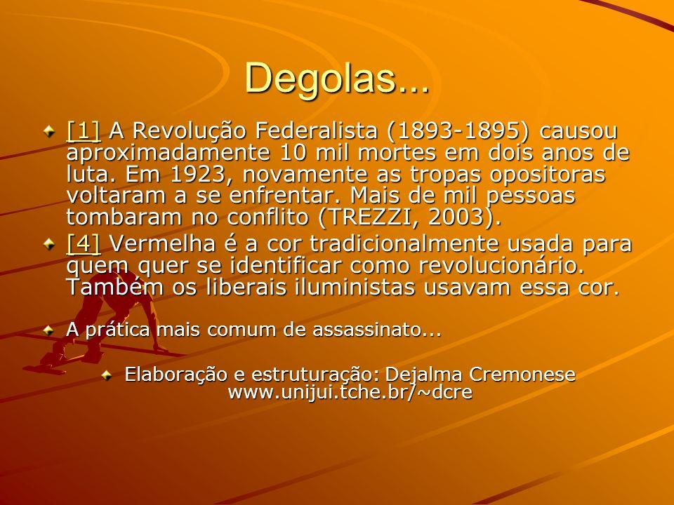 Elaboração e estruturação: Dejalma Cremonese www.unijui.tche.br/~dcre