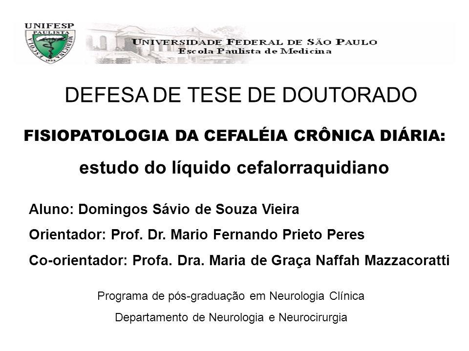 DEFESA DE TESE DE DOUTORADO