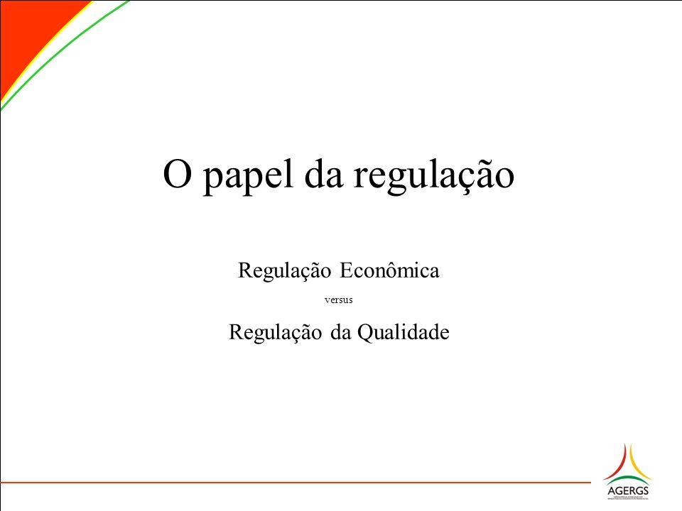 Regulação da Qualidade