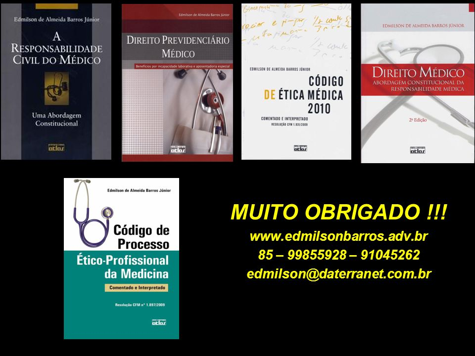 MUITO OBRIGADO !!! relo www.edmilsonbarros.adv.br