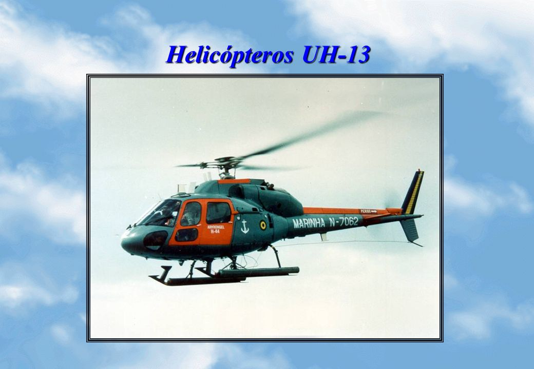 Helicópteros UH-13