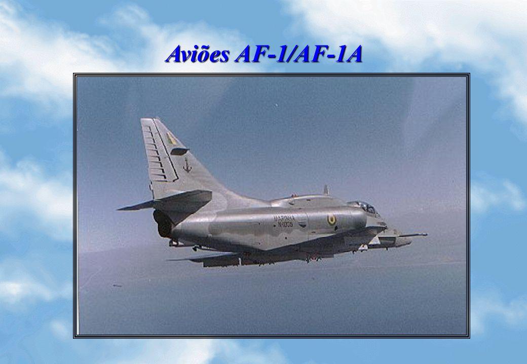 Aviões AF-1/AF-1A