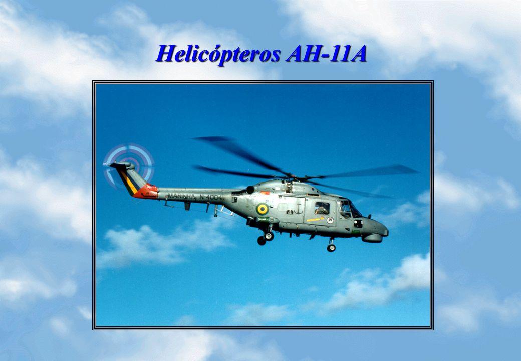 Helicópteros AH-11A