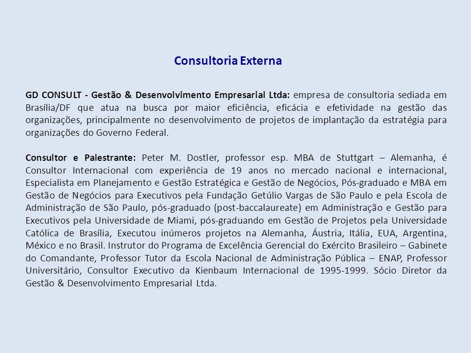 Consultoria Externa