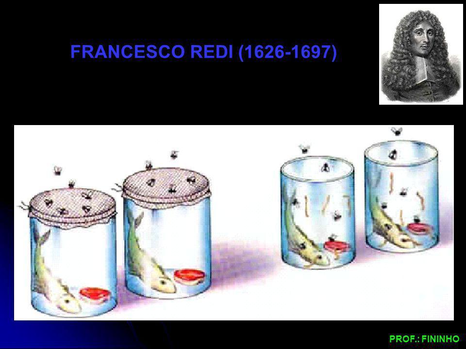 FRANCESCO REDI (1626-1697) PROF.: FININHO