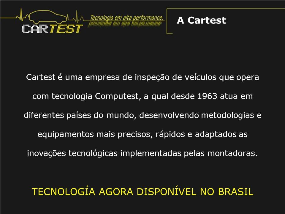 TECNOLOGÍA AGORA DISPONÍVEL NO BRASIL