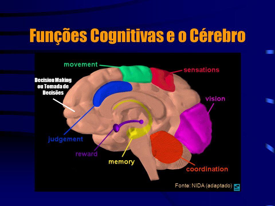 Funções Cognitivas e o Cérebro