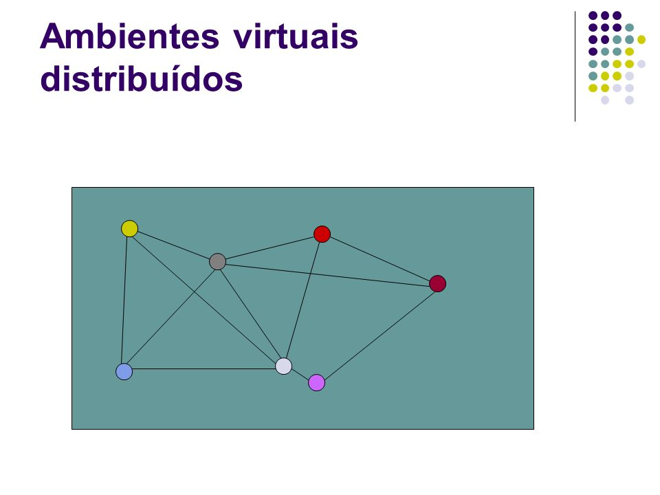 Ambientes virtuais distribuídos
