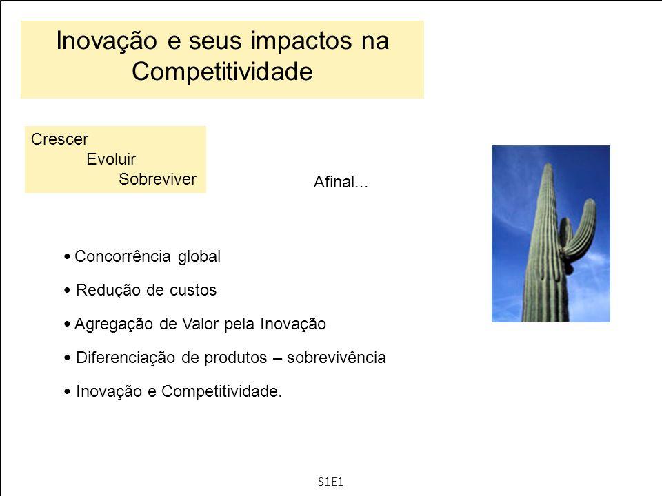 Inovação e seus impactos na Competitividade