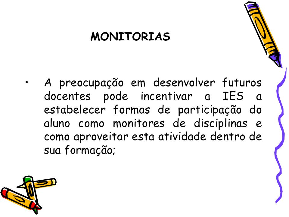 MONITORIAS