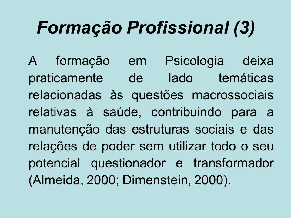 Formação Profissional (3)