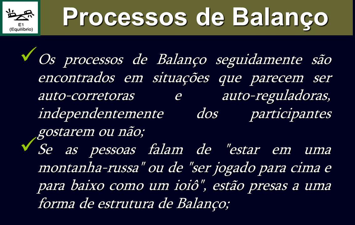 Processos de Balanço
