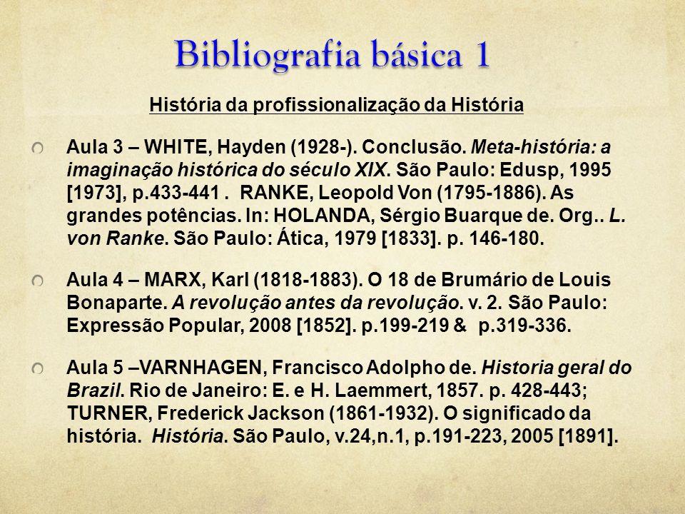 História da profissionalização da História