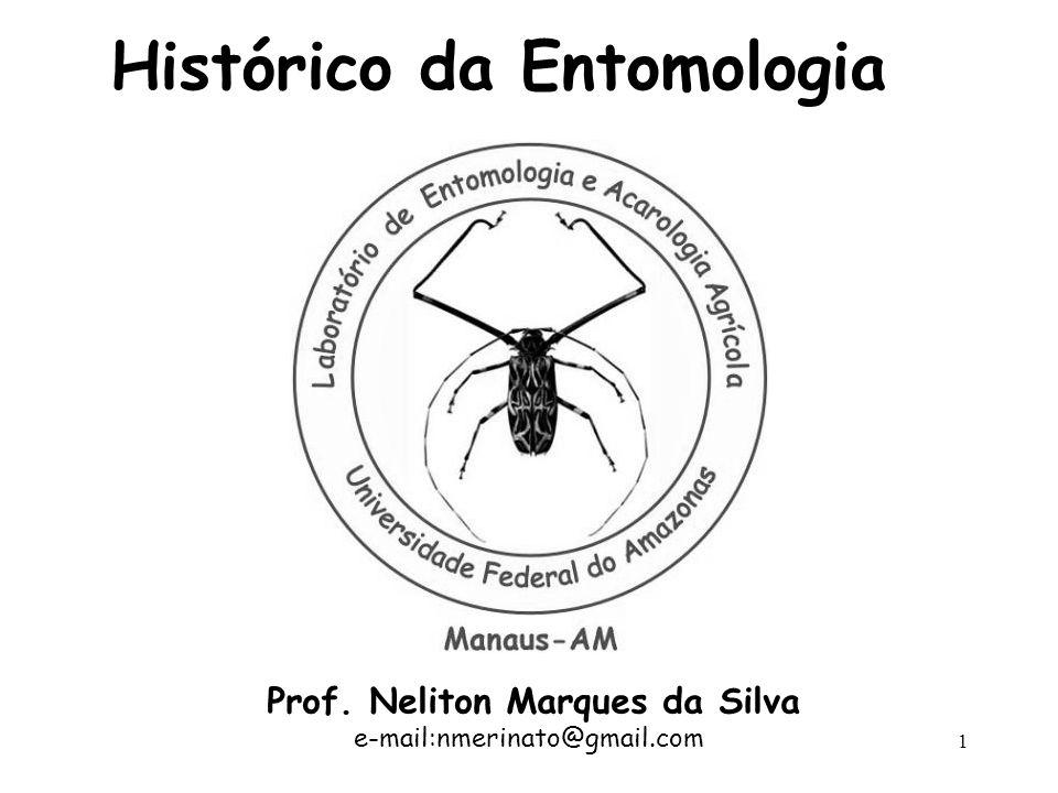 Histórico da Entomologia