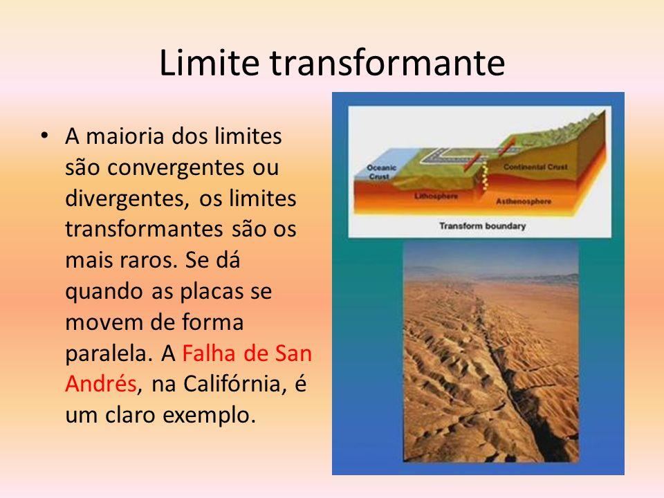 Limite transformante