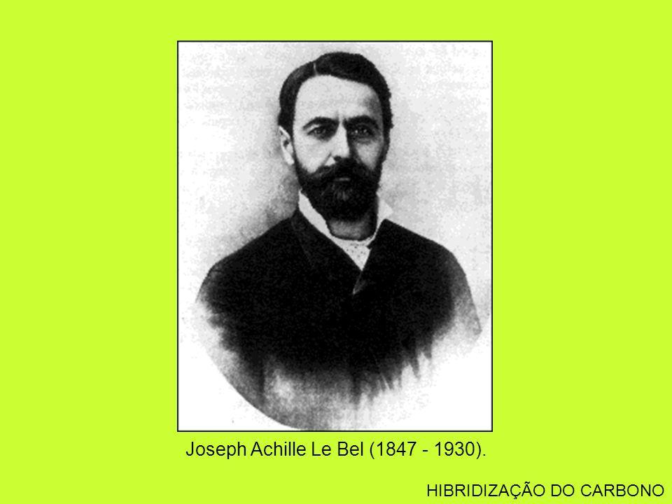 Joseph Achille Le Bel (1847 - 1930).