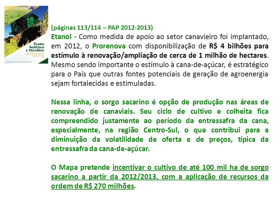 (páginas 113/114 – PAP 2012-2013)