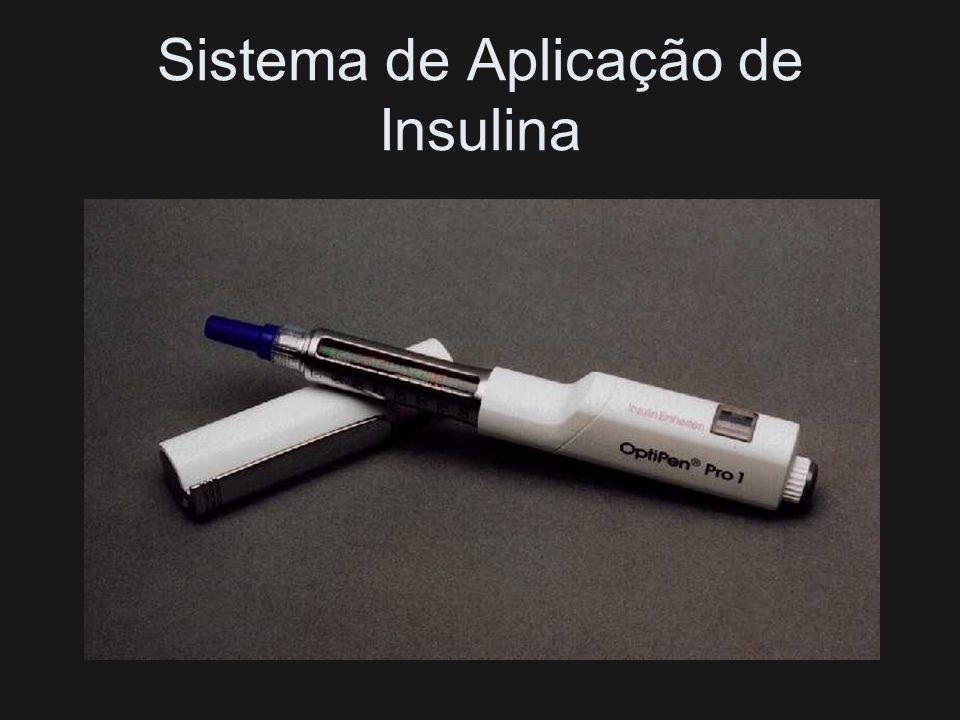 Sistema de Aplicação de Insulina