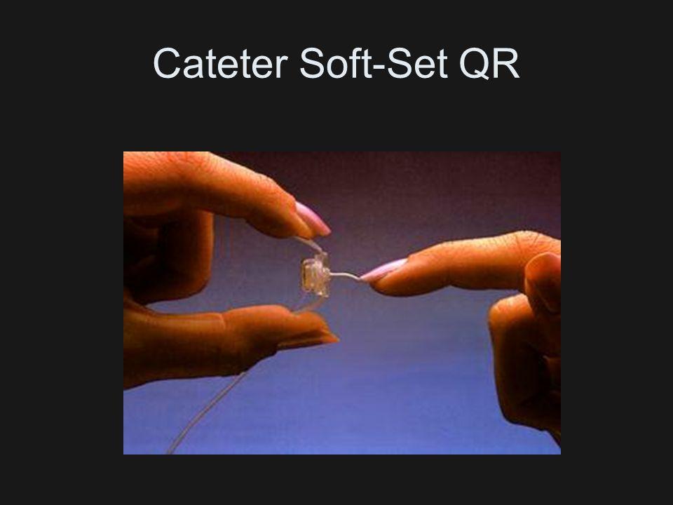 Cateter Soft-Set QR