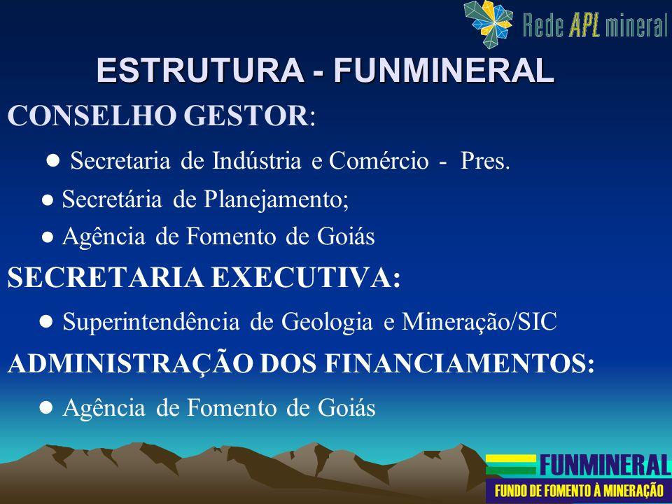 ESTRUTURA - FUNMINERAL