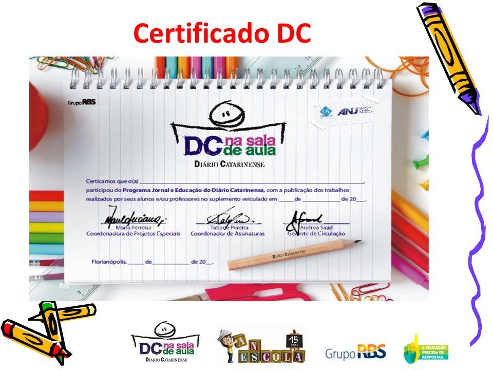 Certificado DC