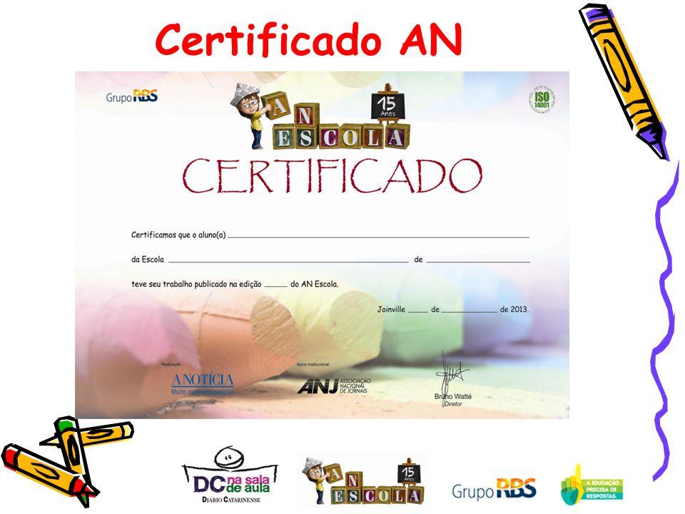 Certificado AN