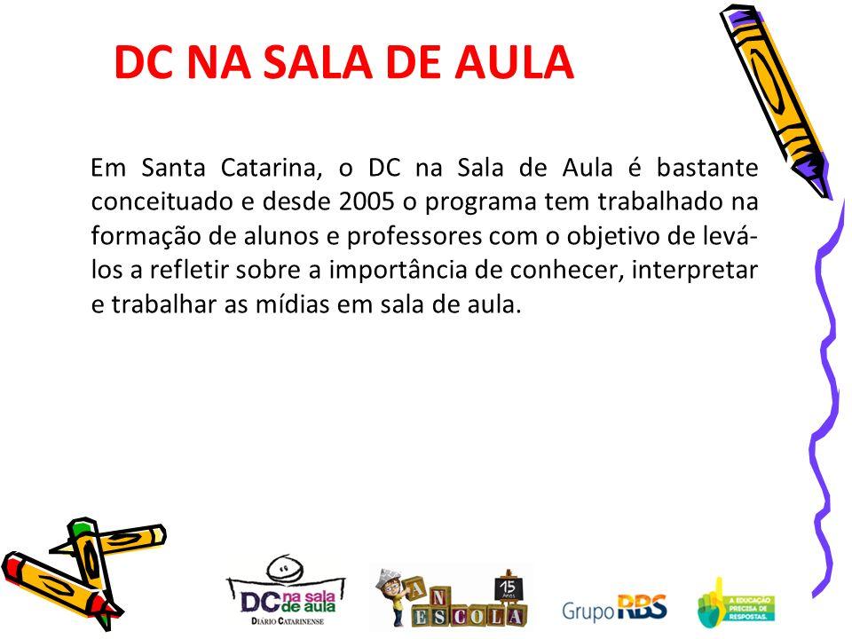 DC NA SALA DE AULA