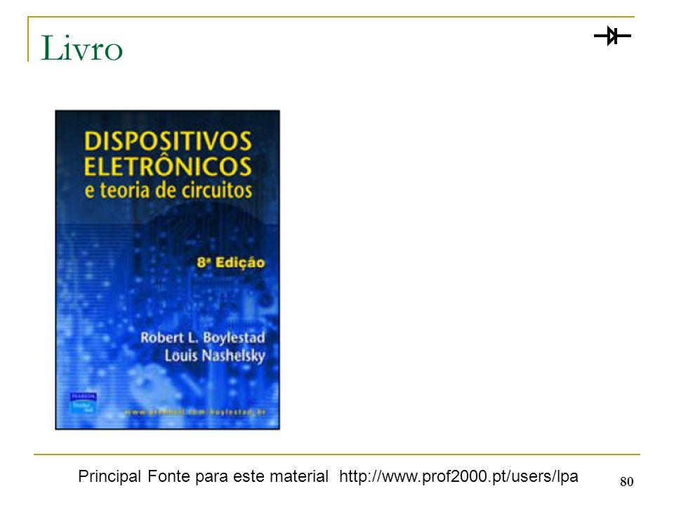 Principal Fonte para este material http://www.prof2000.pt/users/lpa