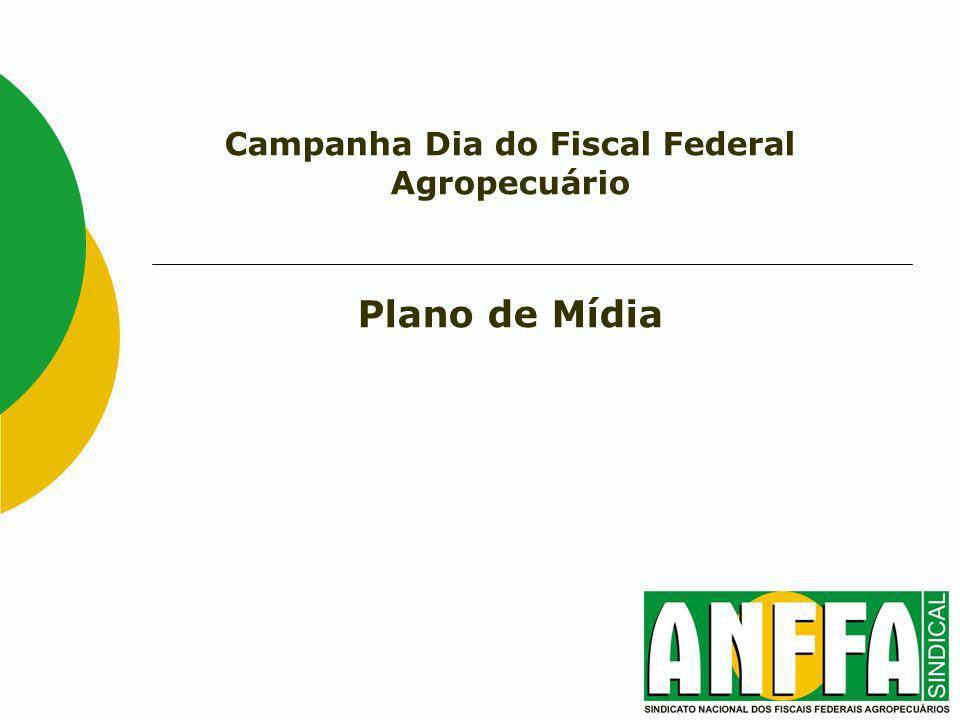 Campanha Dia do Fiscal Federal Agropecuário