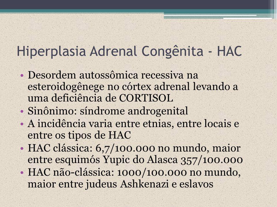 Resultado de imagem para Hiperplasia adrenal congênita
