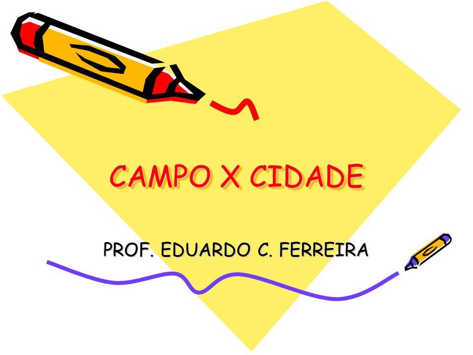 PROF. EDUARDO C. FERREIRA