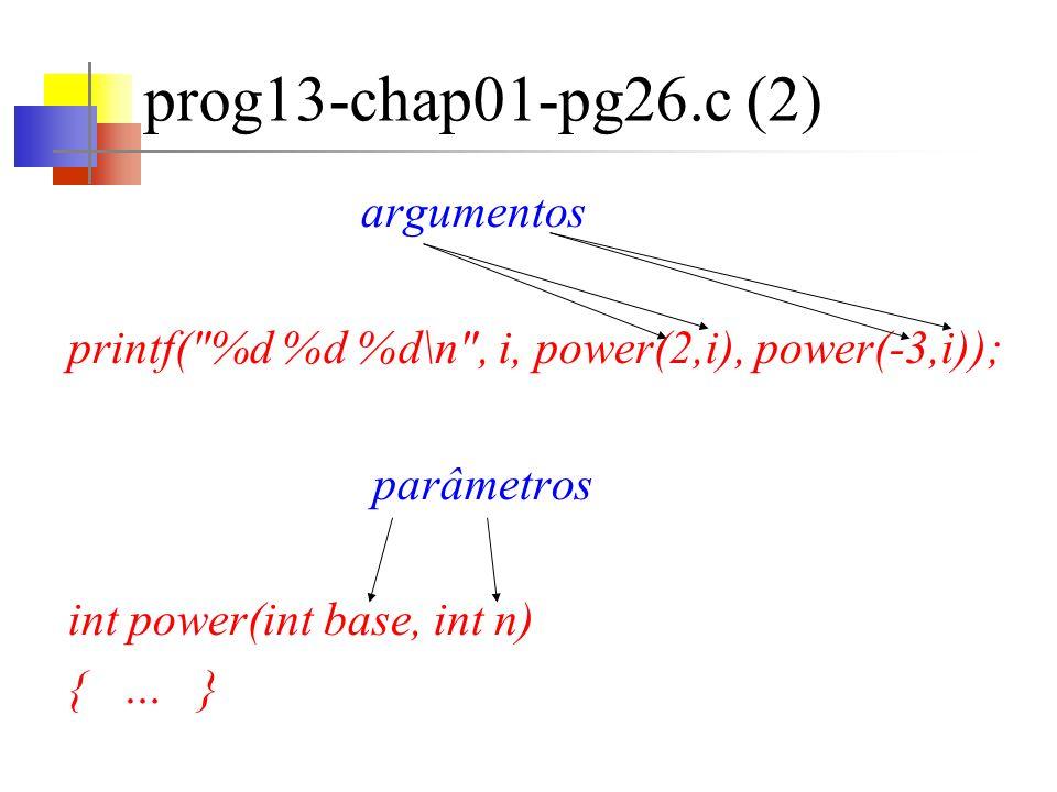 prog13-chap01-pg26.c (2) argumentos