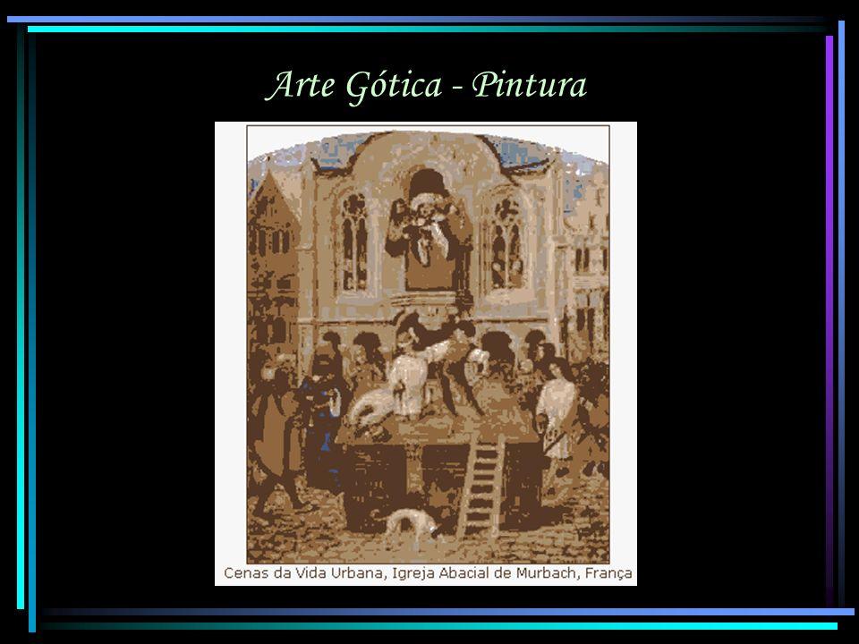 Arte Gótica - Pintura