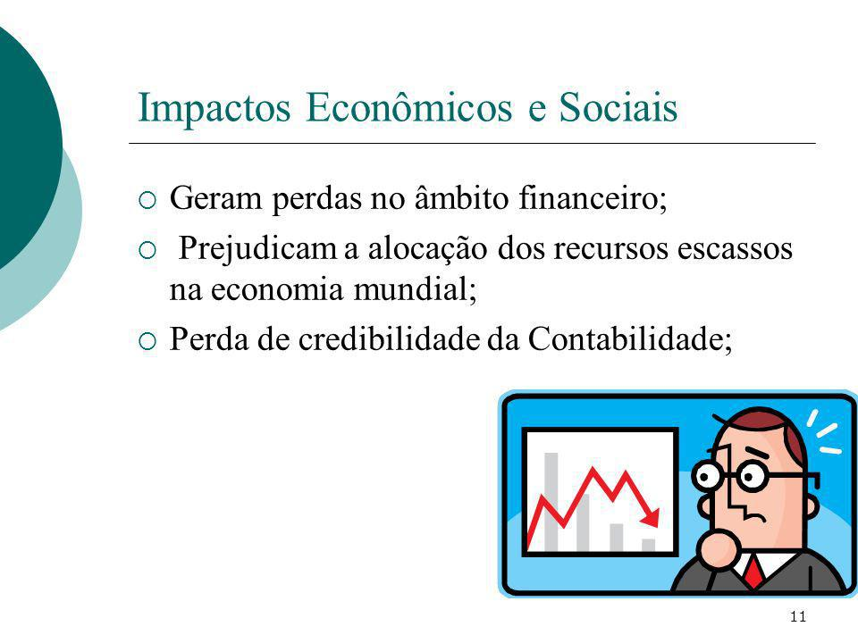 Impactos Econômicos e Sociais