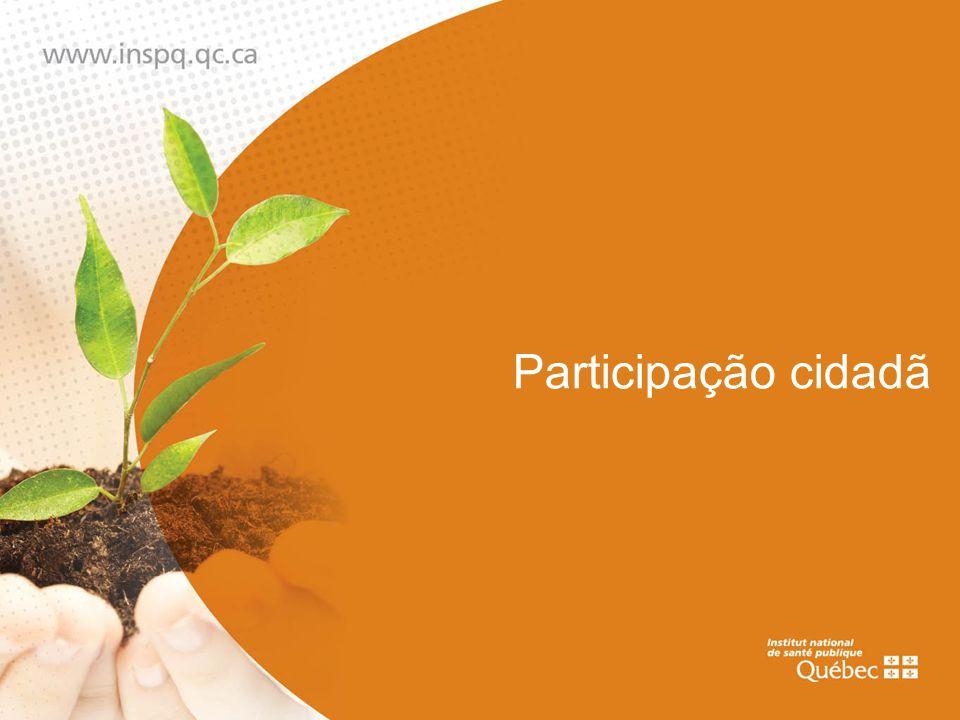 Participação cidadã