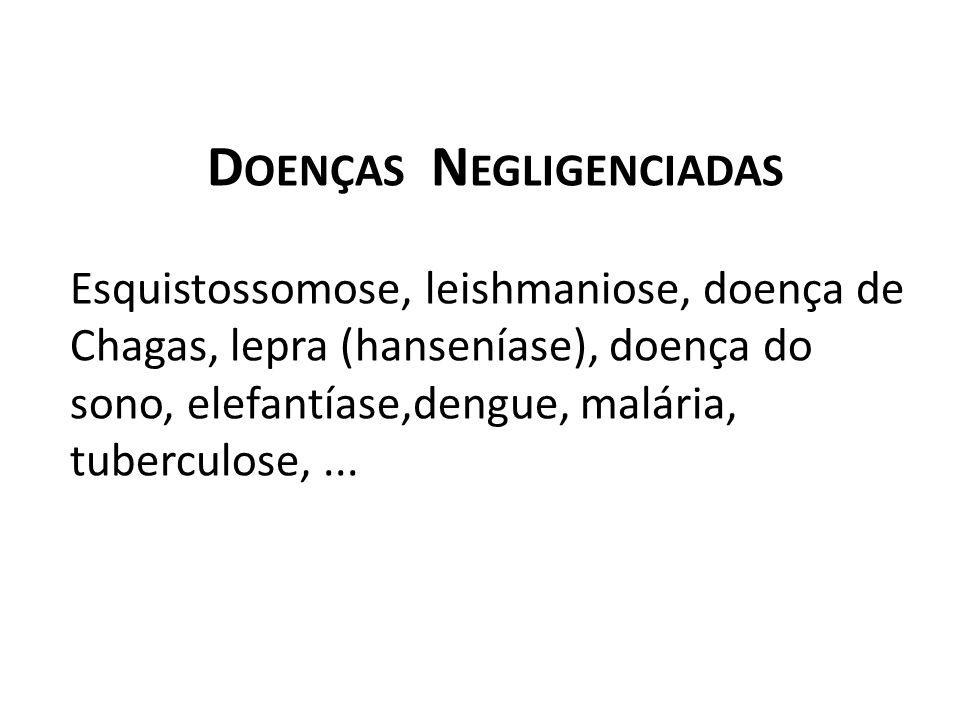 Doenças Negligenciadas